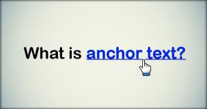 How to Properly Add Anchor Text